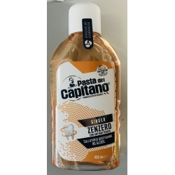 CAPITANO COLLUTORIO 400ML ZENZERO