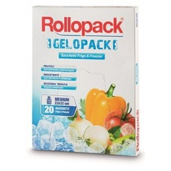 ROLLOPACK SACCHETTO GELOPACK 20PZROL0516