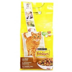 FRISKIES CAT POL/TAC/VERD KG 2 C.714
