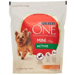 ONE MINI DOG ACTIVE POLLO&RISO 800gr C.12322931