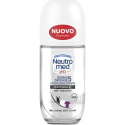 NEUTROMED DEO ROLL ON INVISIBLE 50ML