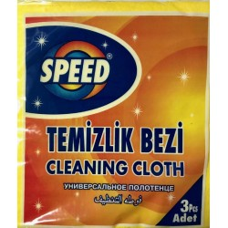SPEED CLEANING CLOTH CM 38X40 3 PZ C.332