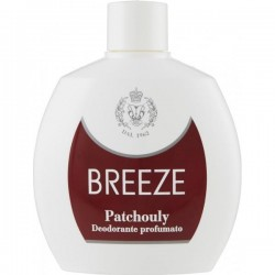 BREEZE DEO SQZ PATCHOULY 100ML