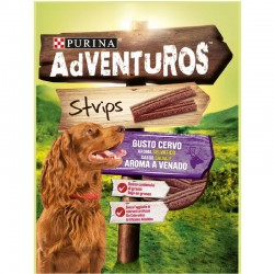 ADVENTUROS STRIPS GUSTO CERVO 6X90G