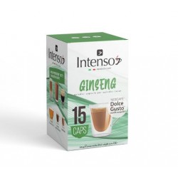 DOLCE GUSTO GINSENG 15 CAPS INTENSO