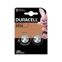 DURACELL SPECIAL ELECTR. DL/CR 2016